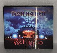 Iron Maiden: Rock in Rio - Enhanced CD Album - 2 Discs